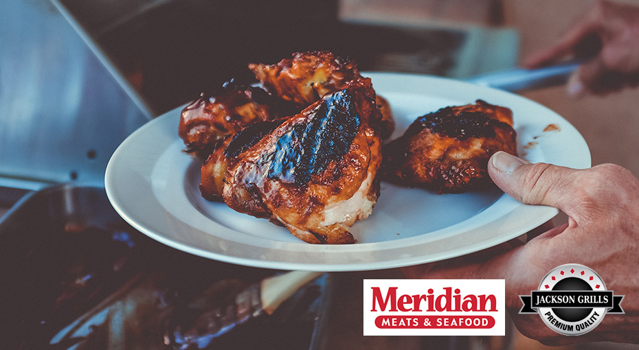 Win a BBQ Package From Jackson Grills & Meridian Meats