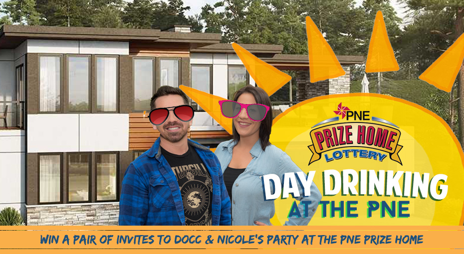 Feature: http://www.jrfm.com/day-drinking-at-the-pne-with-docc-nicole/