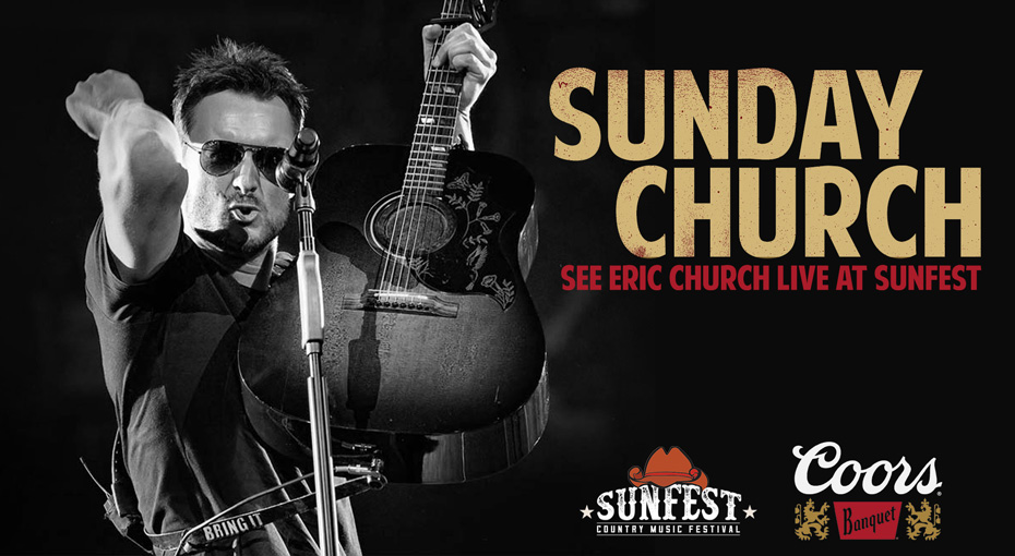 Win Sunfest Country Music Festival Tickets