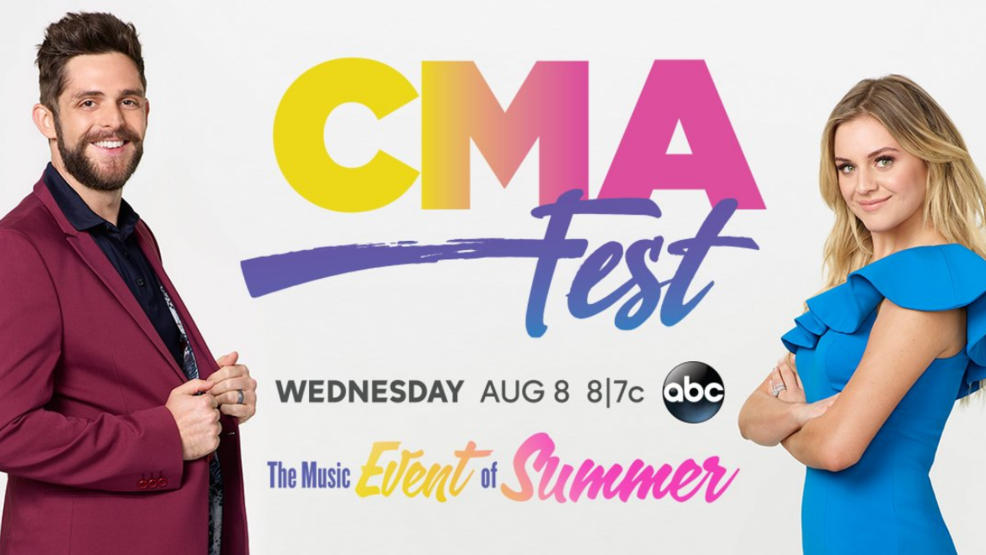 The CMA Fest TV special will feature performances by Luke, Jason and Sam!