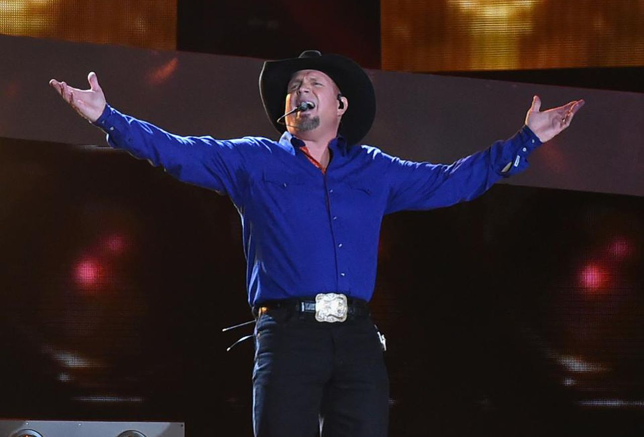 Luke Bryan, Garth Brooks, Kenny Chesney make FORBES list of the HIGHEST PAID celebs