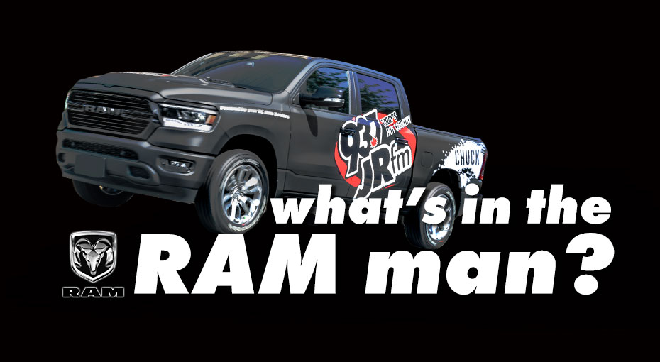 What's In The Ram Man at Touch A Truck