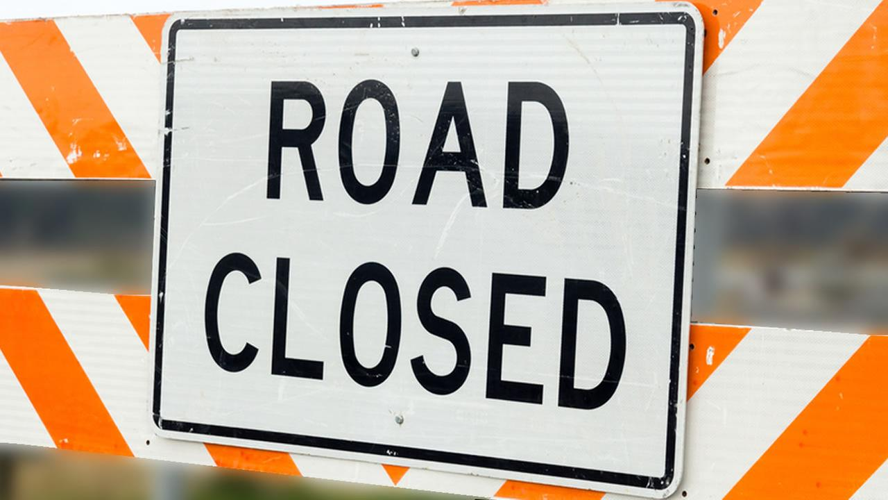 Road Closures on August 18th