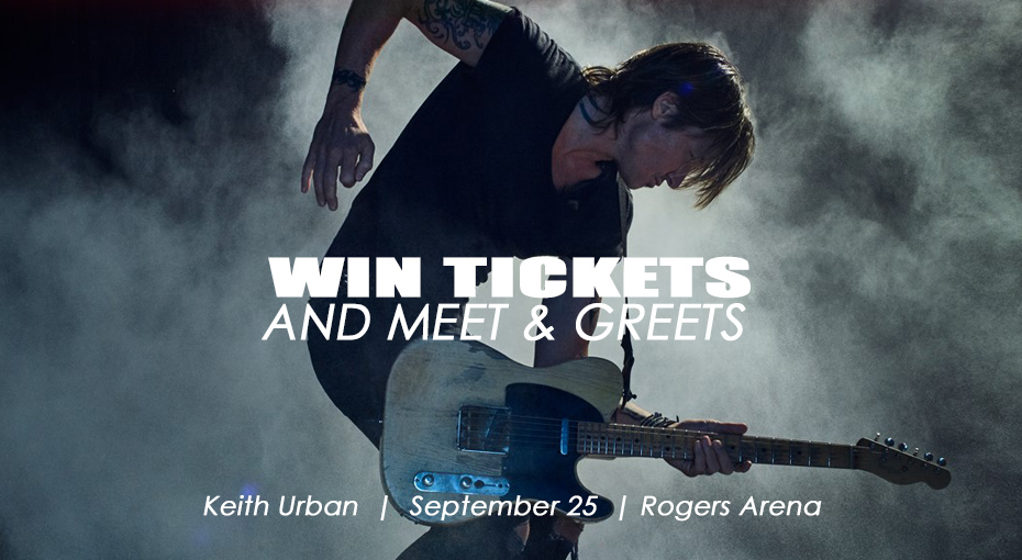 You Could Meet Keith Urban