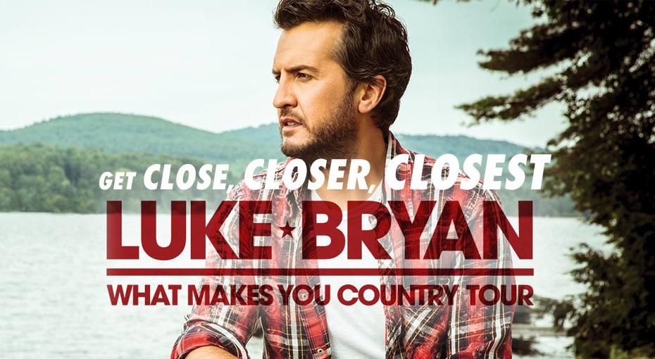 Countdown to Luke Bryan