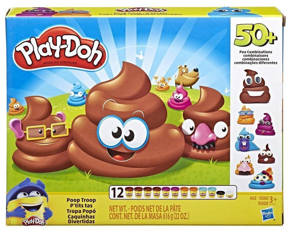Poop-themed Playdoh Hits the Fan