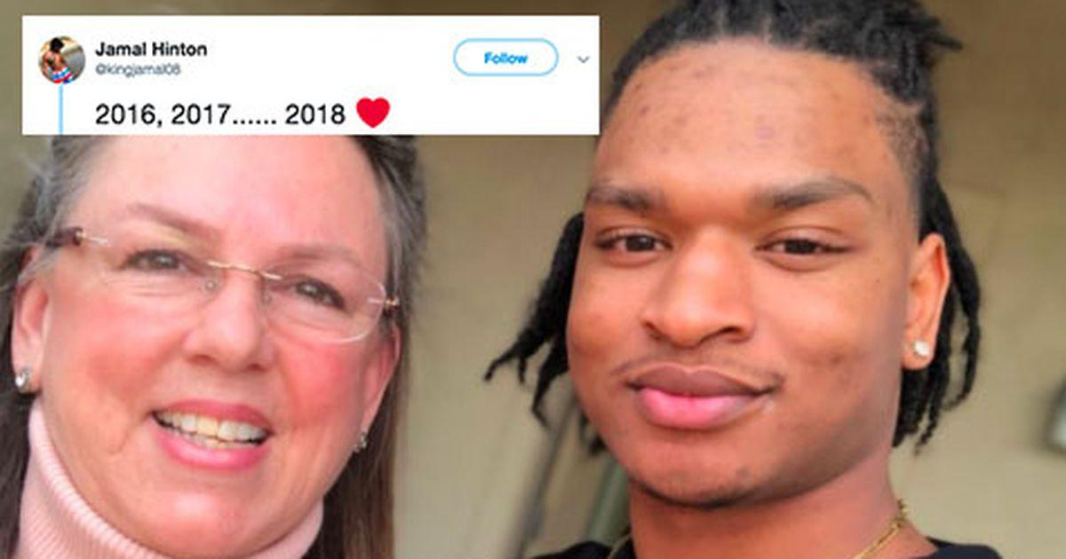 Feel Good Friday! Grandma Who Accidentally Invited Teen To Thanksgiving Dinner 3 Years Ago Invited Him For Dinner Again.