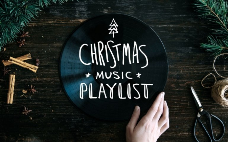 The 12 Days of The Christmas Claylist, 2018 edition