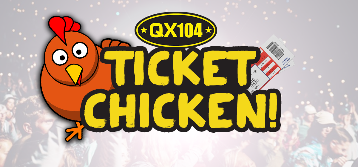QX104 Ticket Chicken