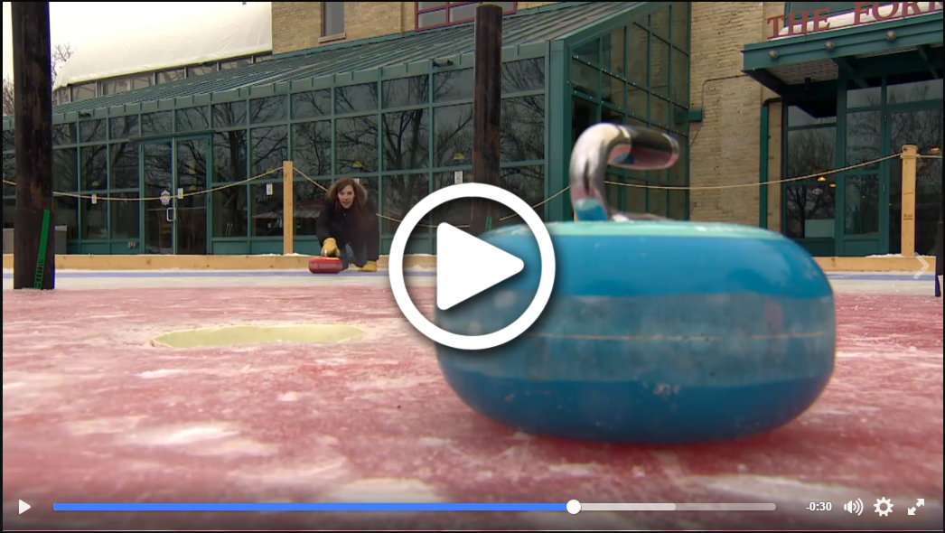 Wanna see how you play Crokicurl?! Watch this...