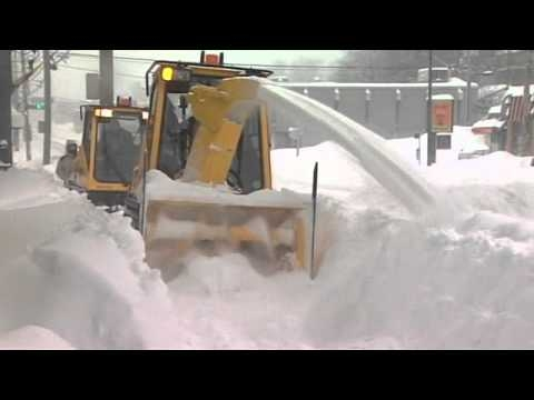 Sidewalk Snow Clearing Drives me NUTS!!