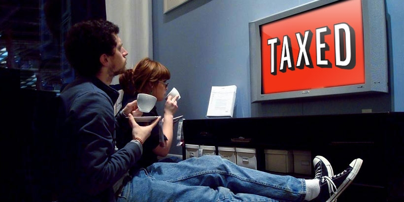 "Canada Looking At A ""Netflix Tax""?!?"