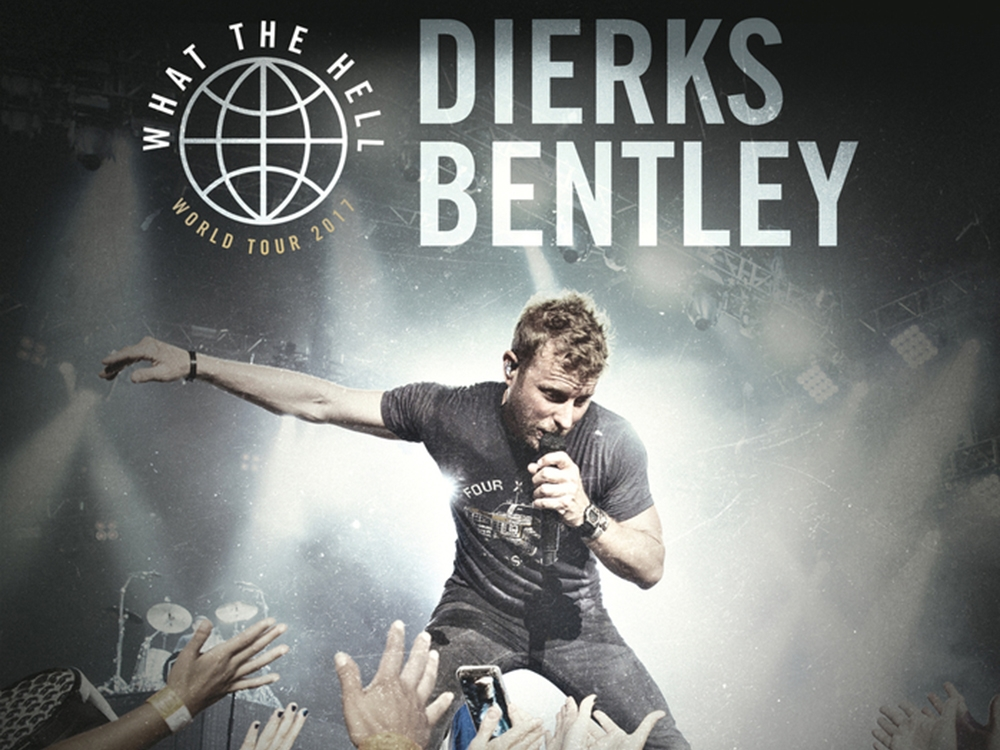 Let's Get Ready For Dierks!