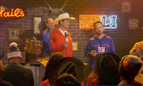 Rob Riggle and Friends Made a Hilarious Parody of a Garth Brooks Classic