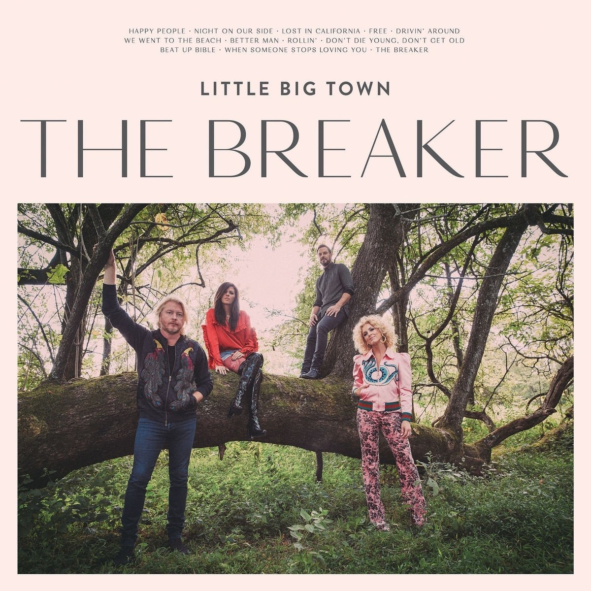 """Little Big Town's """"The Breaker"""" is out and...it's GREAT."""