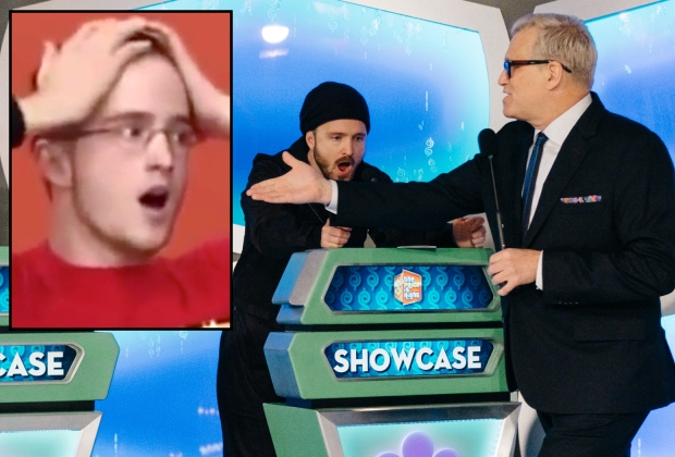 WATCH: Aaron Paul Gets Chance At Price Is Right Redemption