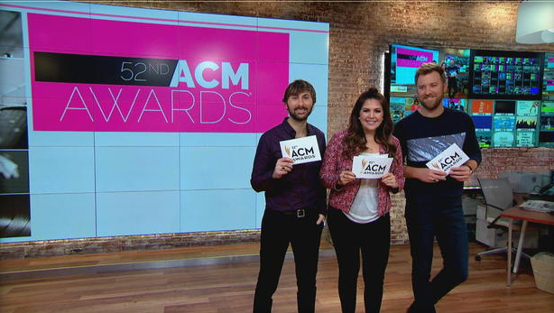 Just Announced: Your ACM Nominees for 2017