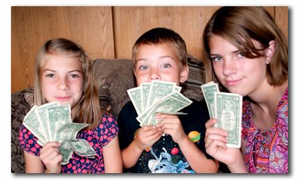 Do your kids get an allowance?