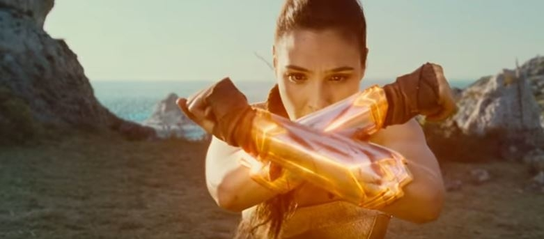 WATCH: New Wonder Woman Trailer