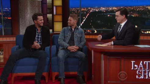 Luke Bryan & Dierks Bentley reveal how they're preparing to host the ACM's!