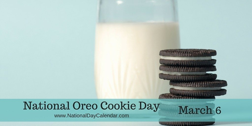 The World's Greatest COOKIE Celebrates  TODAY!
