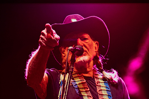"WATCH: Willie Nelson Pokes Fun at Internet in New Video ""Still Not Dead"""