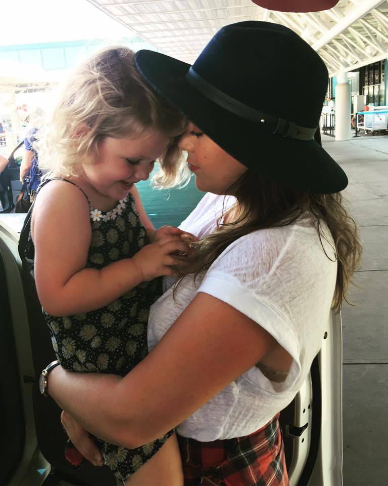 Hillary Scott Had To Make Some Changes So She Could Play With Her Daughter