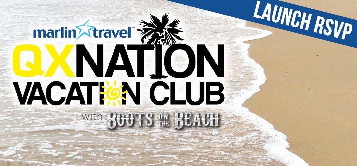 QX Nation Vacation