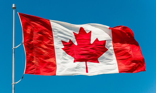 Oh Canada , our home and native land.......we're 150!