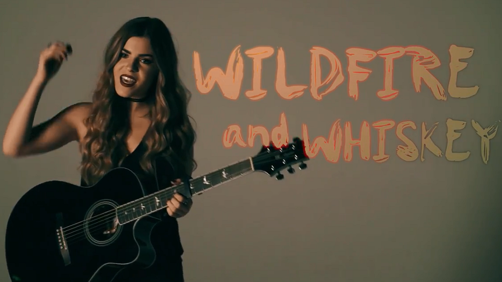 New2U@2:02: Tenille Arts - Wildfire and Whiskey