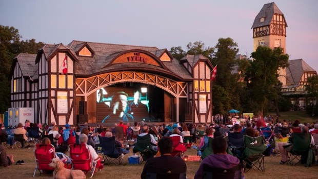 ASSINIBOINE Park the place to be for Music- Movies- Jazz-and Culture !