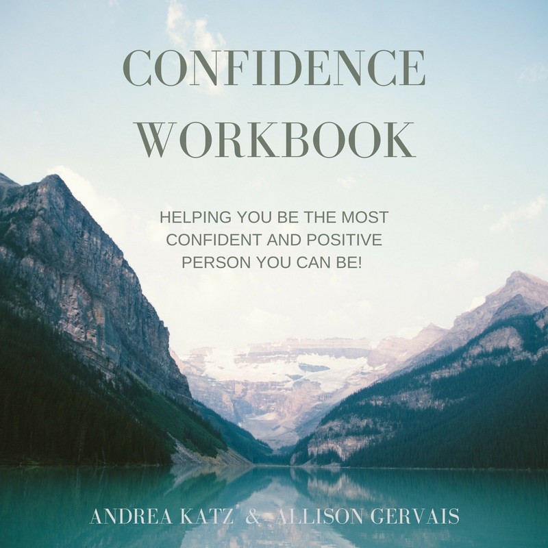 """A First of it's kind,  """" Confidence Workbook For Kids """""""