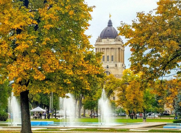 Winnipeg's week-end  Happenings are underway!