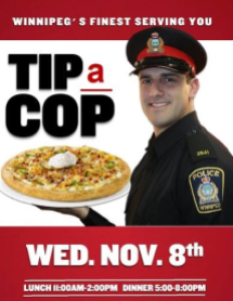 Pizza , Cops  and You!