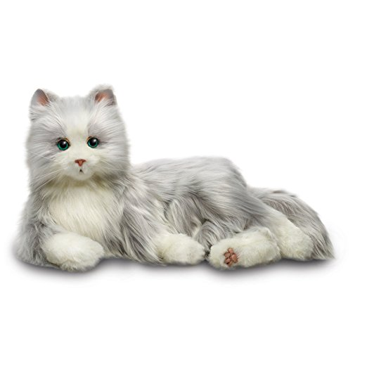 Artificial Intelligence is coming to Hasbro's Robotic Cat !