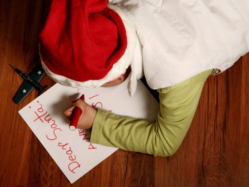 Last Day To Send Your Letters To Santa