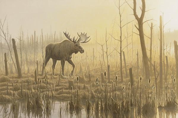 Winnipeg Painter  named ARTIST of the Year !
