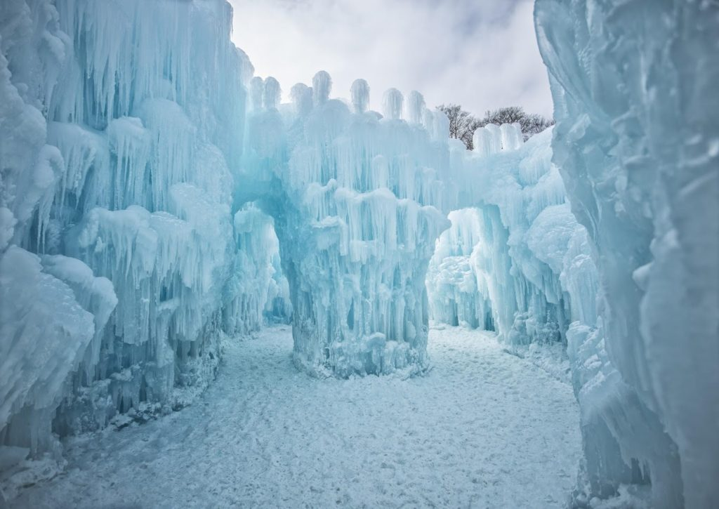 Ice- Cold and Breathtaking!