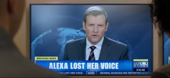 Alexa Lost Her Voice!
