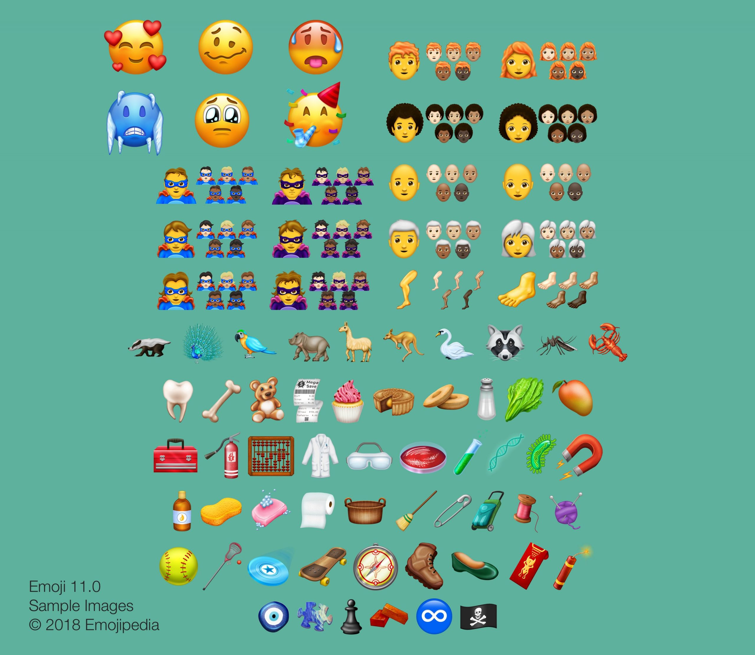 New emojis are on the way!