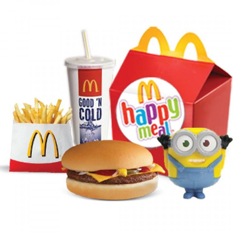 McDonalds Changing Happy Meals?