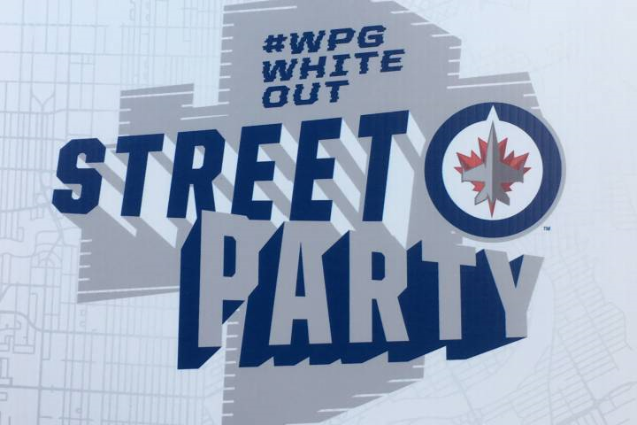 WINNIPEG's  Biggest Street Party!  History in the making!