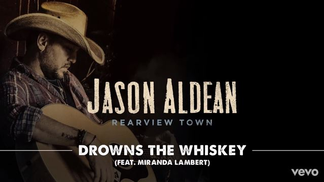 "New 2U at 2:02 May 24, 2018: Would you add Jason Aldean and Miranda Lambert's ""Drowns the Whiskey"" to your personal playlist?"