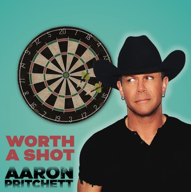 "New 2U at 2:02 May 14, 2018: Would you add Aaron Pritchett's ""Worth a Shot"" to your personal playlist?"