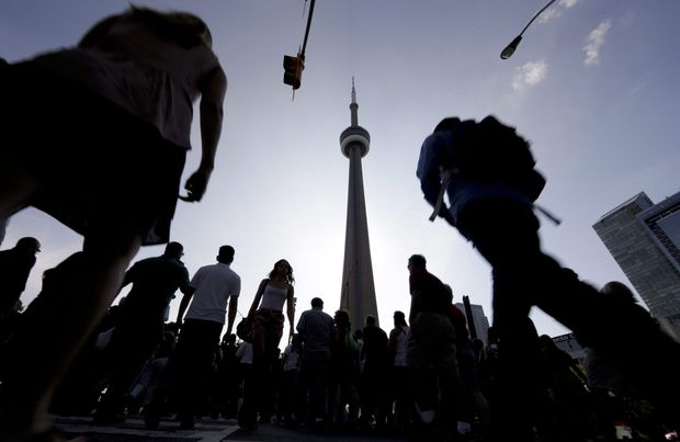 The Mayor should see this! TORONTO ranked FIRST as best place for youth to work, live and play!