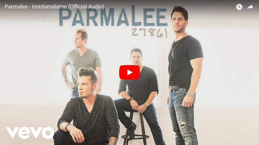 "New 2U at 2:02 May 7, 2018:  Would you add Parmalee ""Hot Damalama"" to your personal playlist?..."
