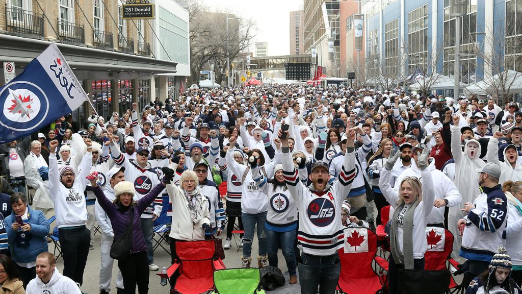 Some Changes for #WPGWhiteout Street Parties
