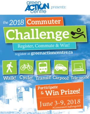 It's Canada's most popular GREEN Commuting Event !