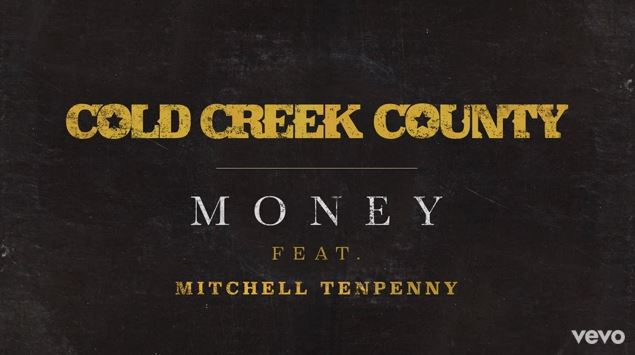 "New 2U at 2:02 June 26, 2018: Would you add Cold Creek County's ""Money"" to your personal playlist"