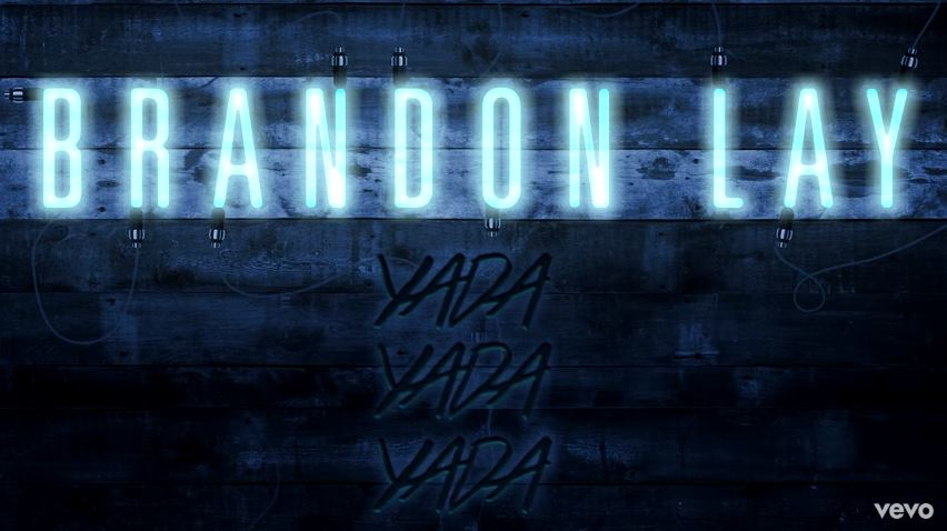 "New 2U at 2:02 June 8, 2018: Would you add Brandon Lay's ""Yada Yada Yada"" to your personal playlist"
